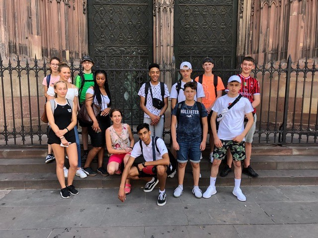 Excursion Strasbourg 2